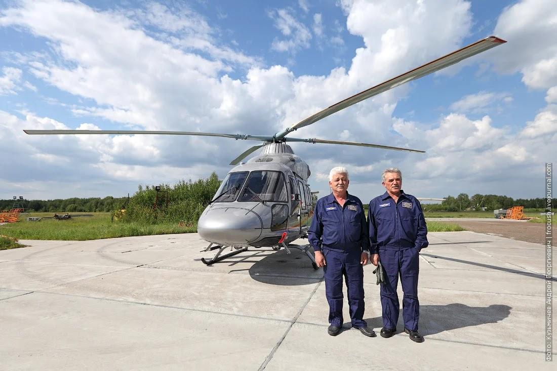 من داخل مصنع هليكوبتر بقازان في روسيا