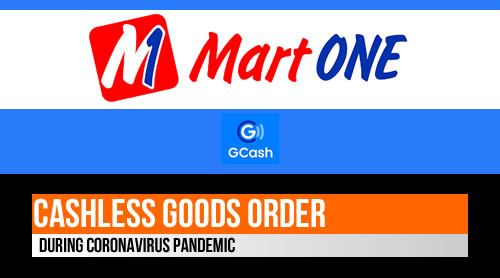 LIST: Mart One branches that Accept GCash Credits