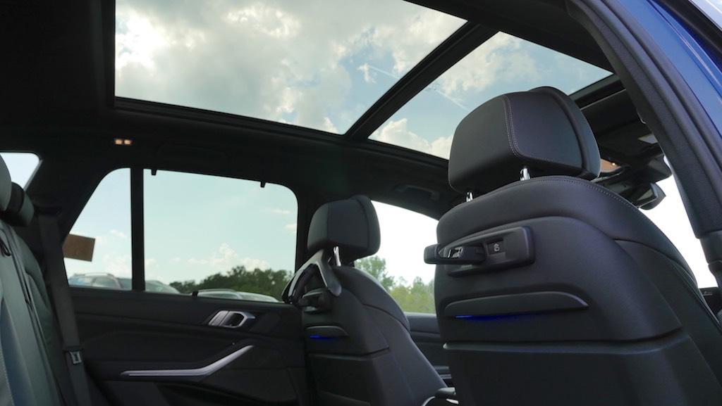 Hình Xe BMW X5 Ngoại Thất Xanh Nội Thất Đen Mới Nhất