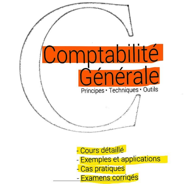 Comptabilite Generale Exercices Corriges Livre Pdf 1cours Cours En Ligne