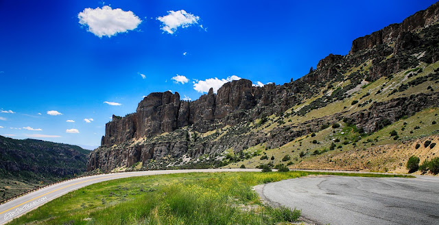 Bighorn Mountains Wyoming geology travel fieldtrip copyright RocDocTravel.com