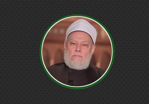 Syeikh Ali Jumah, Entah Bagaimana Aku Tidak Mengaguminya