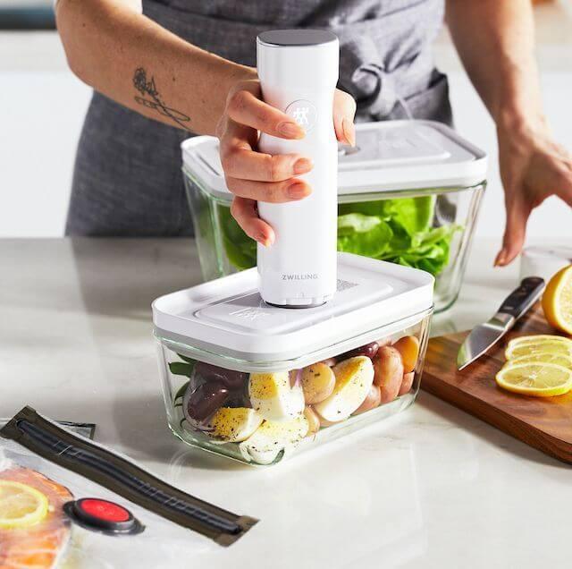 Modern food storage system