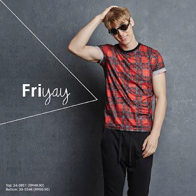 Kitschen Fashion Men Outfit