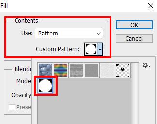 Cara Membuat Efek Pattern Polkadot dengan Photoshop