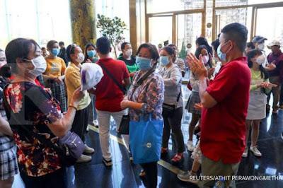 Kebobolan, Jumlah Penderita Virus Corona di Thailand Jadi 14 Orang