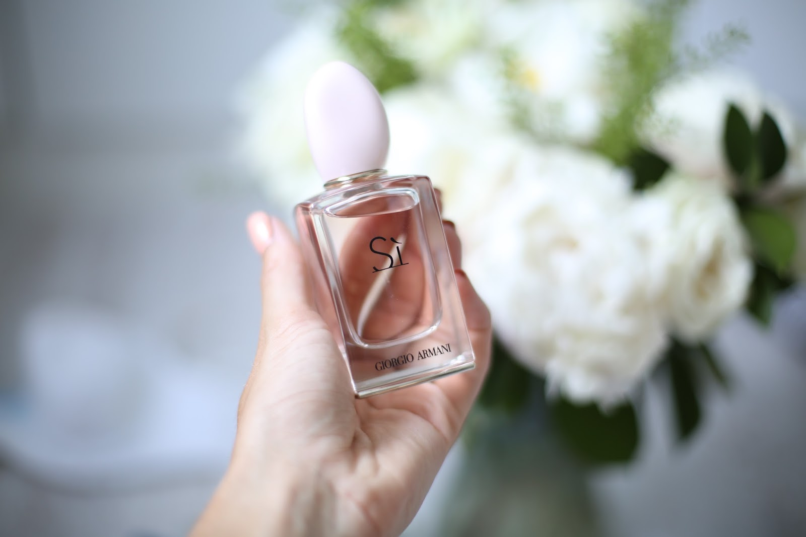 armani si perfume