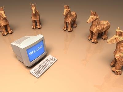 Apa yang Disebut Trojan Horse?