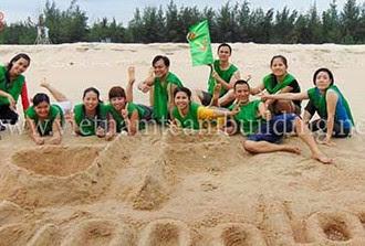 Tổ chức team building công ty Dynaplast Vietnam