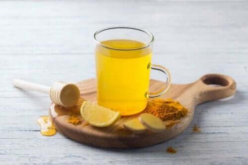 Turmeric Tea : Health benefits