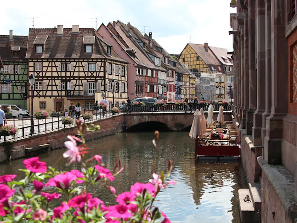 Viking Rhine River Cruise: Colmar, France
