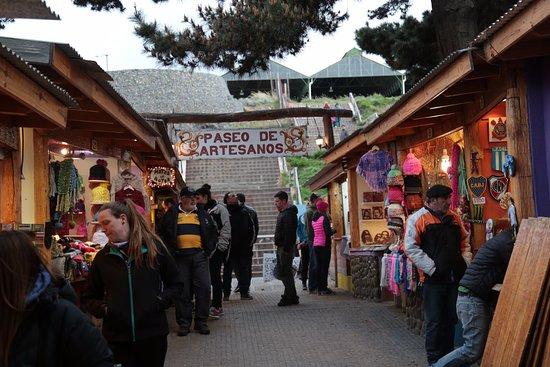 Paseo de los Artesanatos em El Calafate