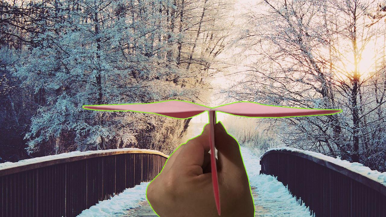 Cách gấp xếp máy bay bằng giấy đơn giản và bay rất tốt