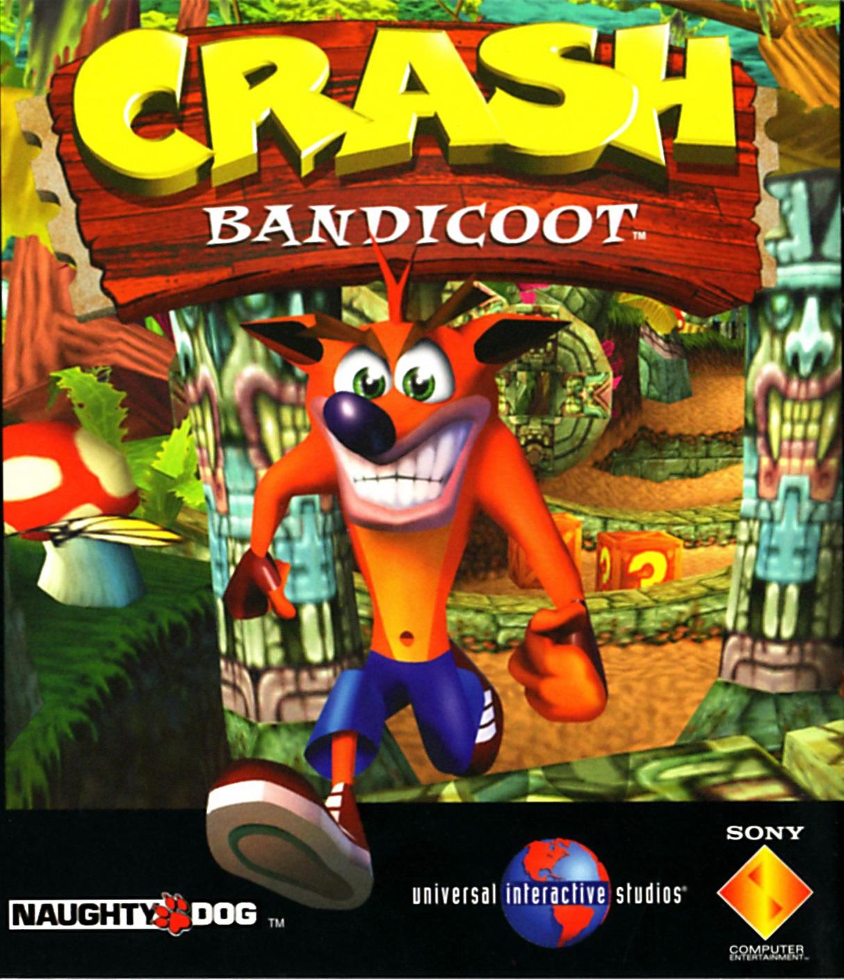 تحميل لعبة كراش القديمة - Crash Bandicoot