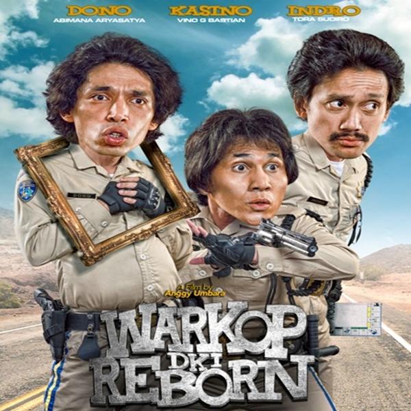 Abimana, Vino G Bastian, Tora Sudiro - Obrolan Warung Kopi (feat. Indro Warkop)