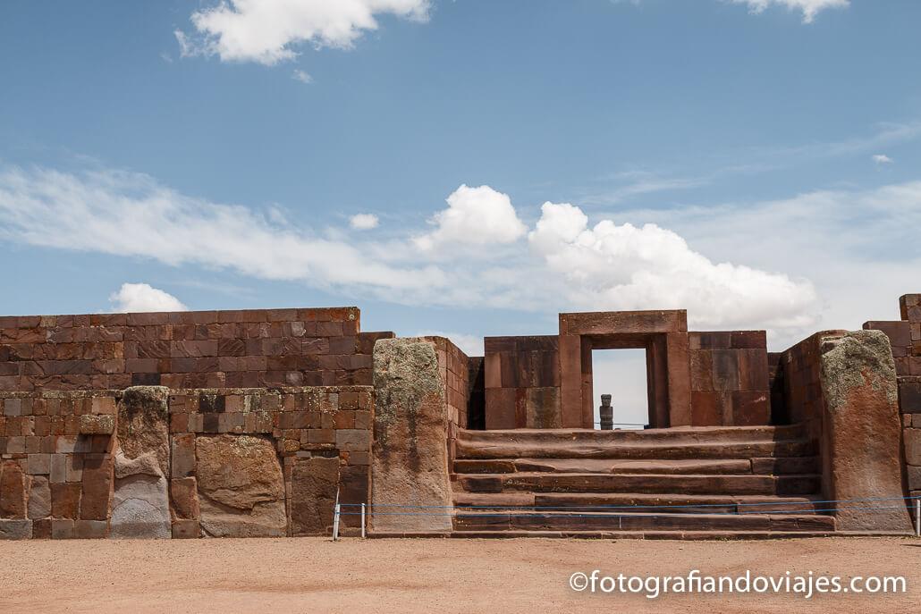 Templo semisubterráneo
