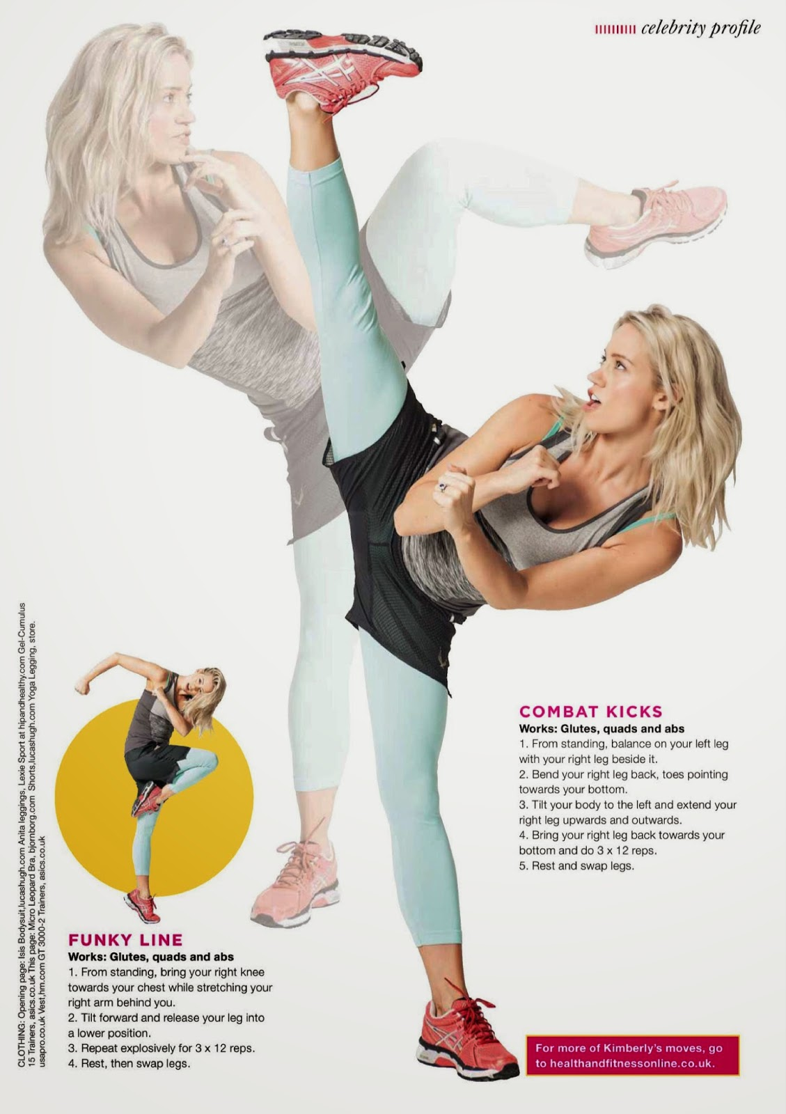 Fitness Magazine September