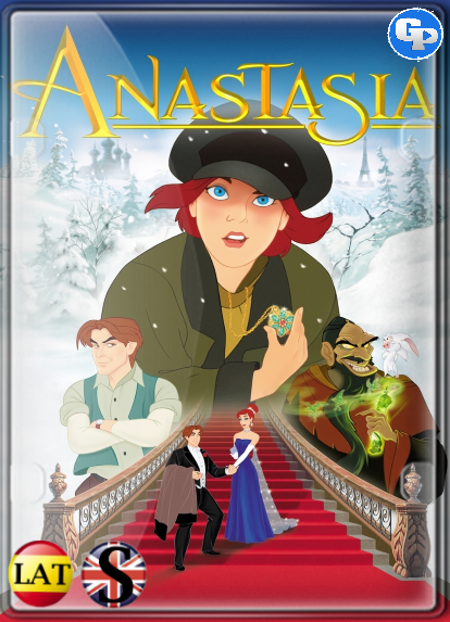 Anastasia (1997) HD 720P LATINO/INGLES
