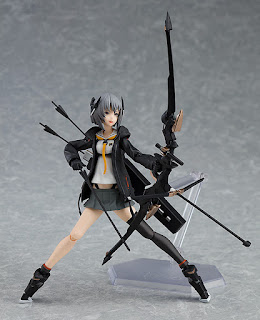"Figma Roku de ""Heavily Armed High School Girls""."