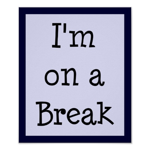 Hiatus This Blog Is On Break