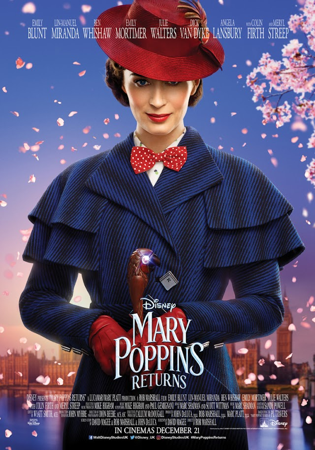 Mary Poppins Returns 2018 Movie Free Download HD Online