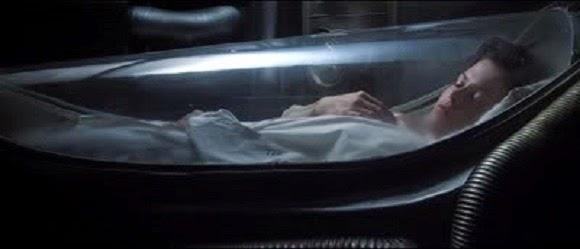 Sigourney Weaver hibernando en espera de vender sus libros