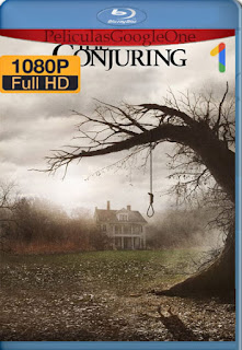 El conjuro (The Conjuring) (2013) [1080p BRrip] [Latino-Inglés] [LaPipiotaHD]