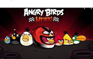 Chơi angry bird phiên bản mới