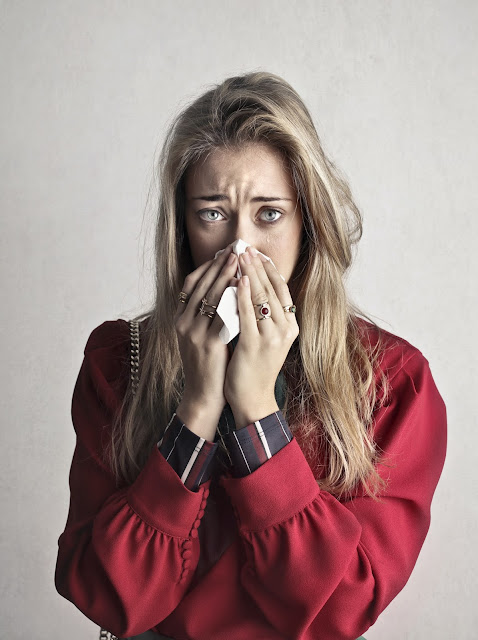 How to get rid of dry cough in winter?