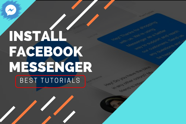 How To Install Messenger On Facebook<br/>