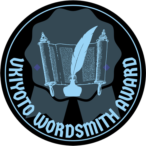 Ukiyoto Wordsmith Award