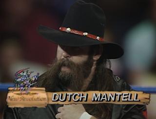 WCW Great American Bash 1990 - Dutch Mantell faced Doug Furnas