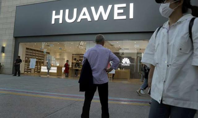 Huawei Cuts Meetings with US