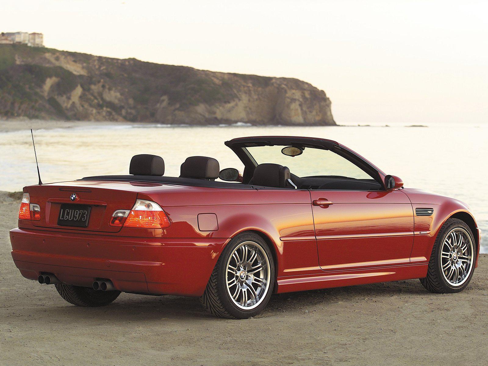 Automotive Database: BMW M3 E46