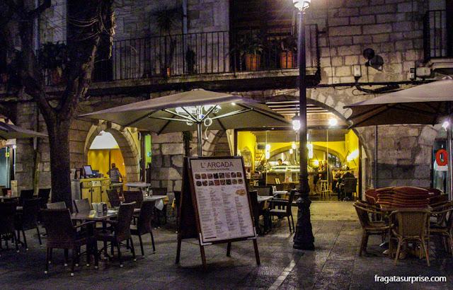 Rambla de la Llibertat, Girona, Catalunha