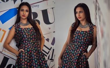 Manvitha Kamath Latest Sandeep Mv Photoshoot