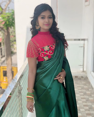 Dharsha Gupta (Indian Actress) Biography, Wiki, Age, Height, Family, Career, Awards, and Many More
