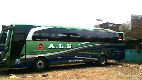 Harga Tiket Bus Als Pt Antar Lintas Sumatera Terbaru