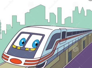 Essay on Delhi Metro in Hindi