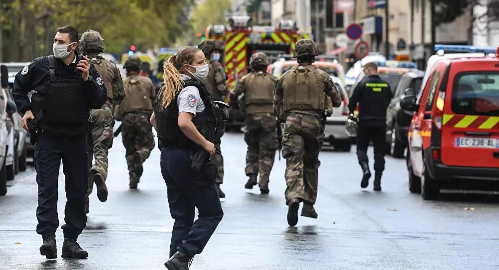 Attaque à Paris : le principal suspect «assume son acte» et évoque la republication des caricatures par Charlie Hebdo