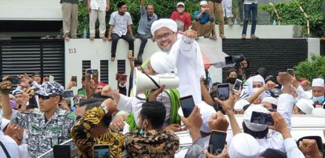 "Prajurit TNI Dihukum Gara-gara Teriak ""Kami Bersamamu Habib Rizieq"""
