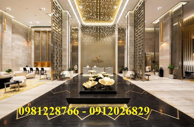 Kinh nghiệm thiết kế tiền sảnh khách sạn 5 sao đẹp – sang trọng Tien-sanh-khach-san-1