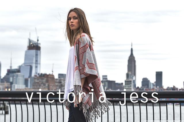 Moda mujer otoño invierno 2016 Victoria Jess.