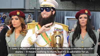 The Dictator (2012) Full Movie Direct Download in Dual Audio (Hindi+English) (480p,720,1080p) Filmyzilla