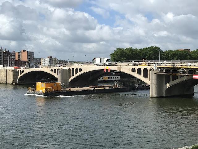 Pont Atlas - Diabeton - Chemische ankers - Betonboringen