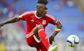 Koulossa Bifouma en la CAN 2015, Ginea Ecuatorial, Bata 2015