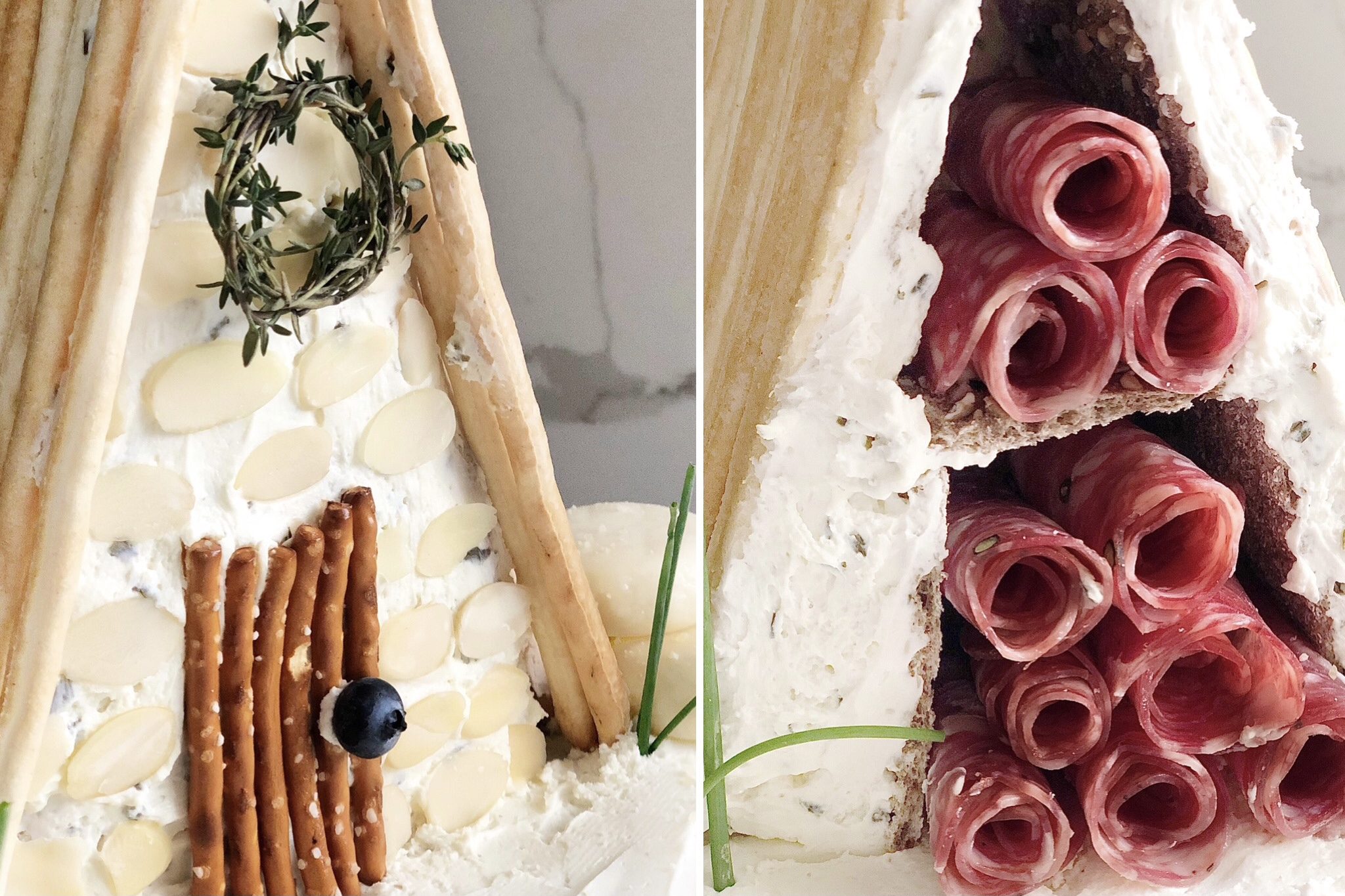 How to Make a Charcuterie Chalet