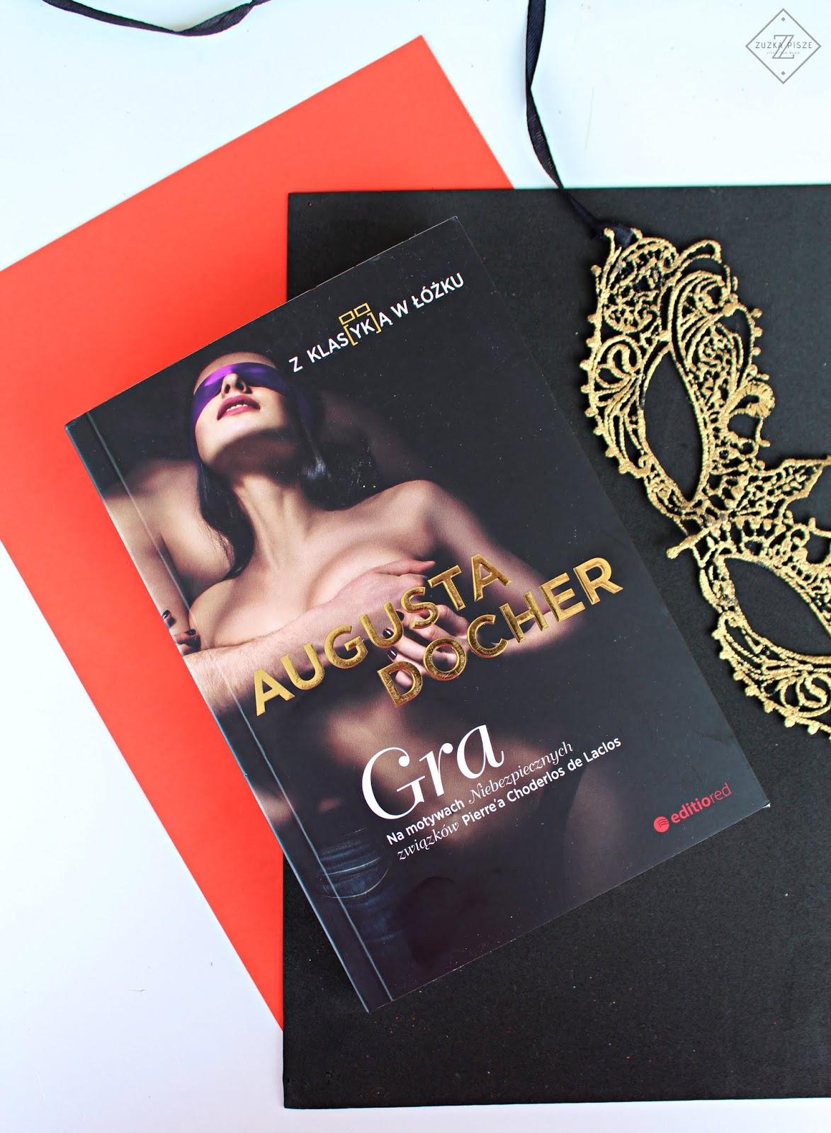 "Augusta Docher ""Gra"" - recenzja"