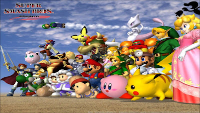SUPER SMASH BROS MELEE (PC) 950Mb (Inglés- Japones) MEGA (Room GameCube) (RAR)