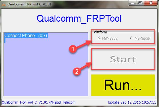 Qualcomm-FRP-Bypass
